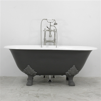 Greyfriars 61 Quot Cast Iron Double Ended Tub Package